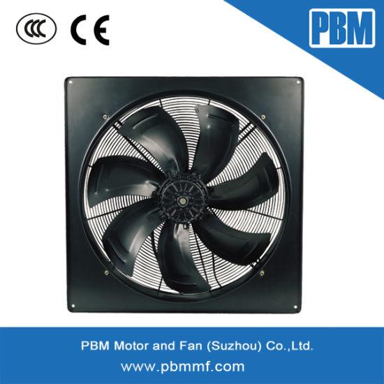 China Pbm Ac 800mm 230v380v External Rotor Motor Axial Fan