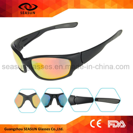 54e9ced882485 Z87 Bulk Polarized UV Protective Aviator Sunglasses for Boys Cycling  Running Driving