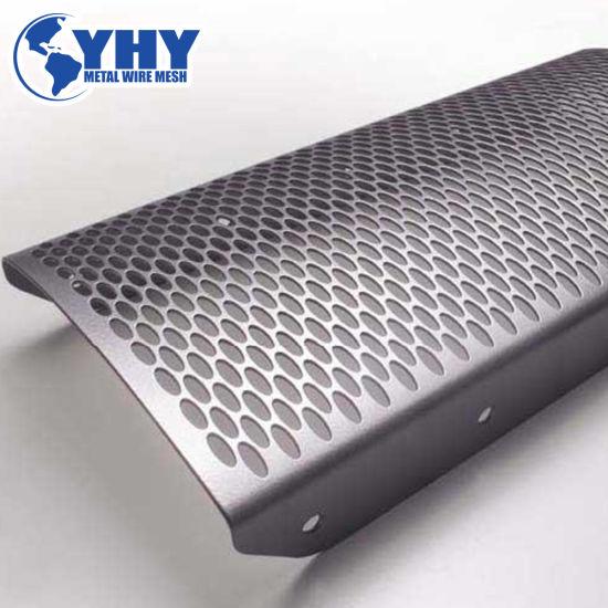 Aluminium Perforated Metal Mesh for Decorative