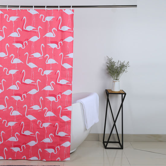 New Fashion Design Bathroom Shower Curtain Products pictures & photos