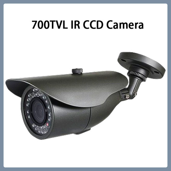 Surveillance 700tvl CCD Sony Waterproof IR Bullet Security CCTV Camera pictures & photos