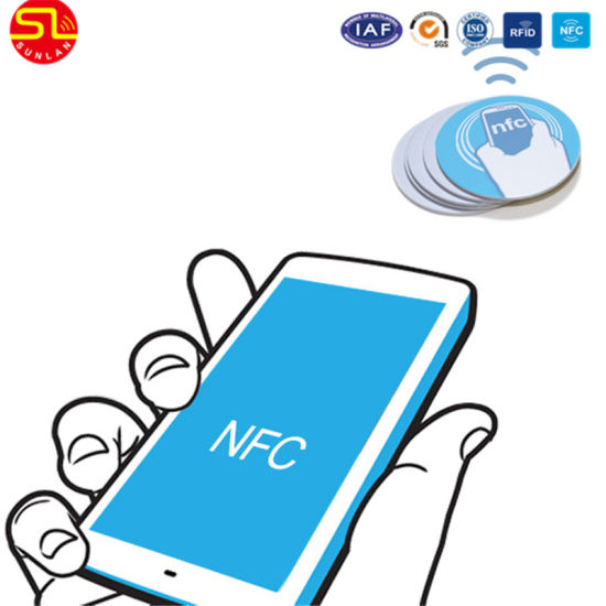 RFID Smart NFC Adhesive Sticker Label pictures & photos