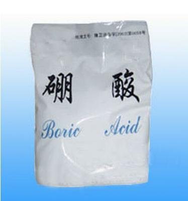 Boric Acid 98% with High Quality and Competitive Price