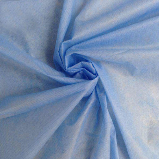 MedicalBlue Non Woven Fabric for HospitalSurgicalGown Material