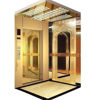 Vvvf Machine Room Home Passenger Elevator