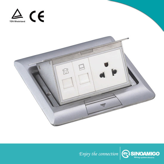 Cool China Floor Socket Power Wiring Junction Box China Floor Box Wiring Cloud Tziciuggs Outletorg