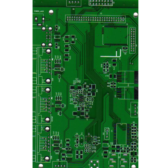 Customed Design PCB for Weighing Scale, with Quick Turn PCB Prototype