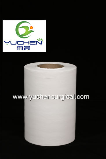 100% PP Spunbond Polypropylene Nonwoven Fabric for Medical Products and Baby Diapers