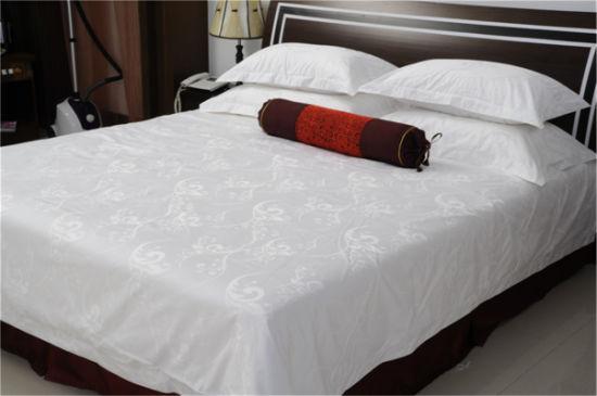 Wholesale 5-Star King Size Jacquard Egyptian Cotton Hospital/Hotel Bedding