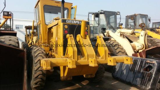 China Used Cat 12g Motor Grader/Secondhand Grader