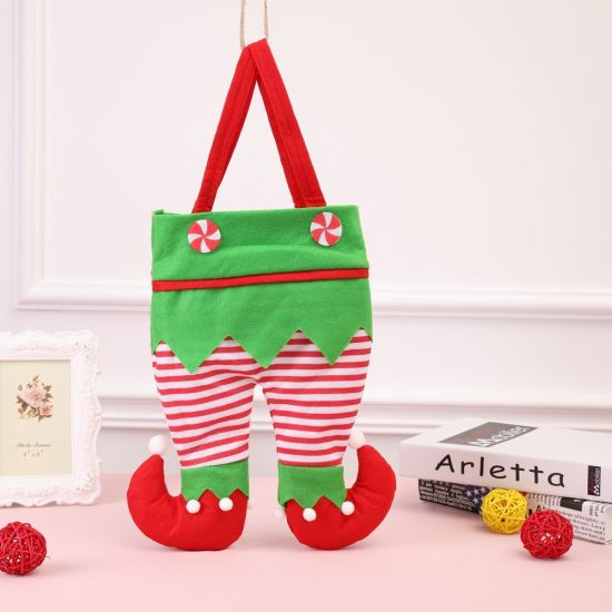 Elf Christmas Gift Bags.China New Christmas Decorations Christmas Red Wine Bottle