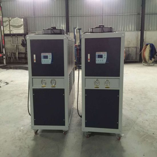 Factory Direct Supplier Air Cooling Industrial Water Chiller