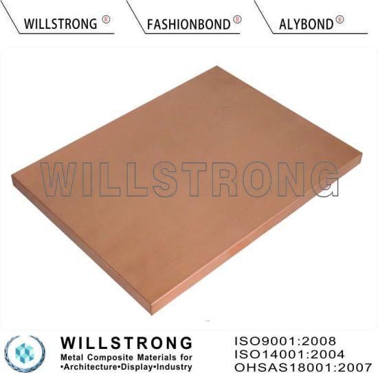 Copper Honeycomb Panel