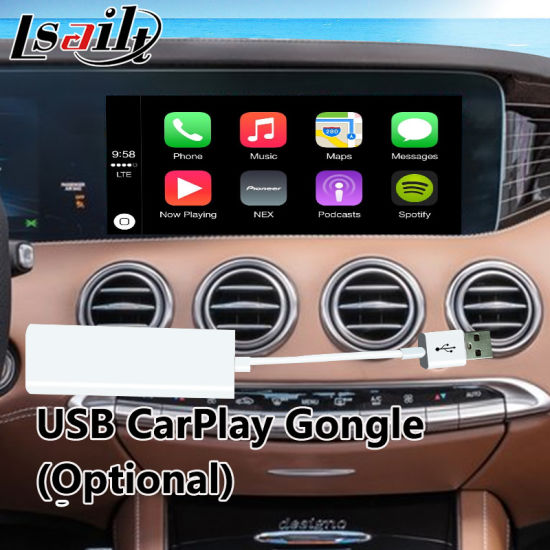 China Android 6 0 Car GPS Navigation for 2015-2018 Mercedes
