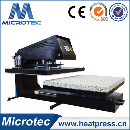 06bc8d543 China Automatic Heat Press Machine to Make Your Own T-Shirt - China ...