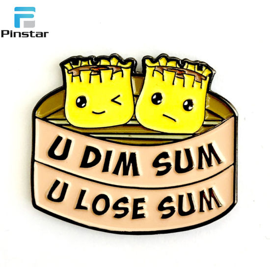 Fashion Custom Metal Soft/Hard Enamel Lapel Pin Manufacture China pictures & photos