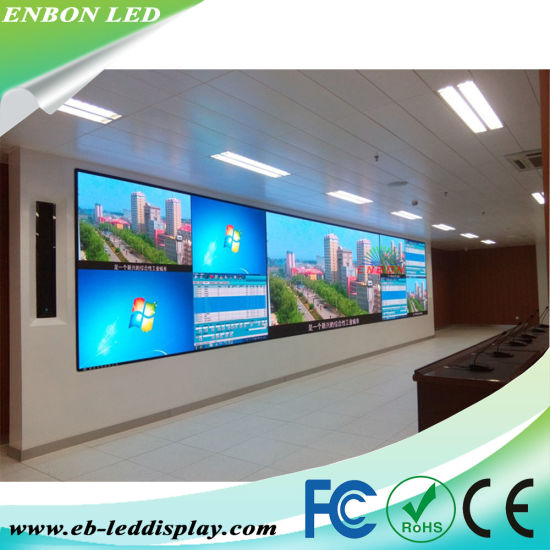 Color LED Display Pixels Monitor Screen for Security Traffic