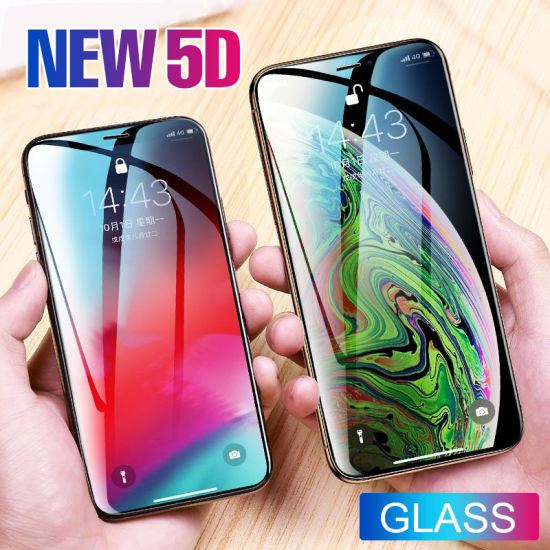 Tempered Glass Screen Protector Film for iPhone5/6s/7 Plus/Xs Max pictures & photos