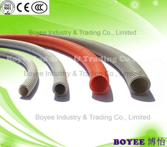 china pvc flexible corrugated conduit flexible corrugated electrical rh boyeeco en made in china com