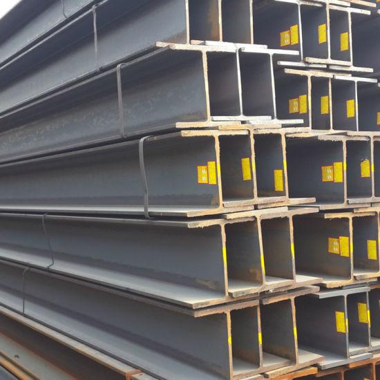 W8*21 ASTM Standard Steel H Beam for Bridge Building Structure
