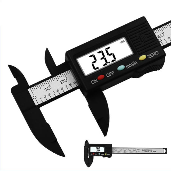 LCD Digital Electronic Vernier Caliper Gauge Micrometer 150mm 6/""