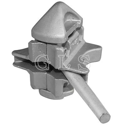 Manual Twistlock for Container Lashing