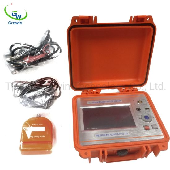 Grewin Tdr Icm MIM 100km Cable Fault Test Equipment for Prelocating System