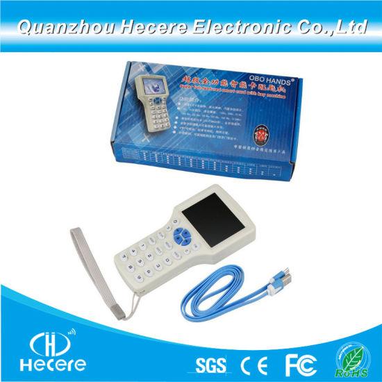 125kHz/13.56MHz Contactless Card Duplicator RFID Copier