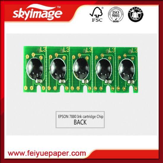 Hot Sale Ink Cartridge Chip for Epson 4880/7880/9880 Inkjet Printers