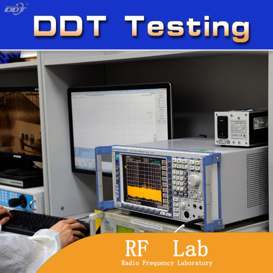 China Accredited Radio Frequency Laboratory Testing And