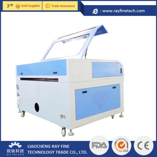 1060 CO2 Sealed Glass Tube100watt Acrylic Sheet Cutting Laser Machine