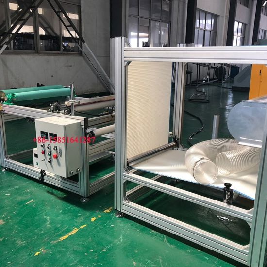 PP Meltblown Single Screw Extruder Machine for Non-Woven Fabric Line