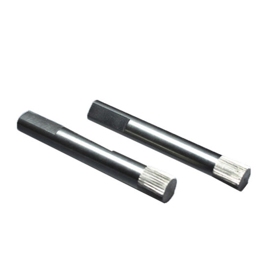 Precision Stainless Steel CNC Machined Parts Precision Pin Shaft for Auto Bicycle
