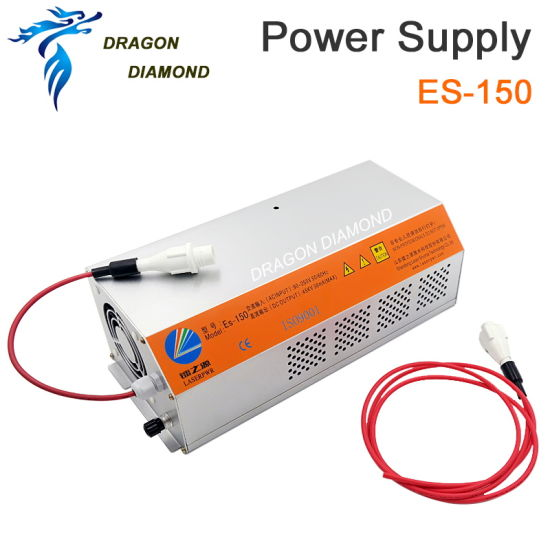 50w HY-T50 L-a-s-e-r Cutting Machine Power Supply for Co2 L-a-s-e-r Tube Engraving Machine HY-T50 HY-T60 HY-T80 HY-T150