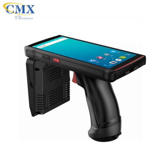 Wholesales Price 5.7inch Rugged Handheld Data Terminal Android Mobile PDA with UHF