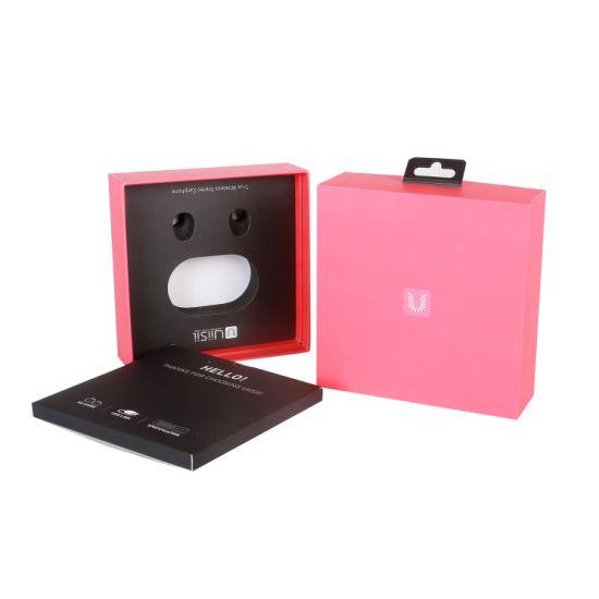 Custom Pink Luxury Christmas Cardboard Rigid Paper Magnetic Gift Box Packaging Perfume/Jewelry/Candle/Chocolate/Tea/Shoe/Wine Paper Gift Box
