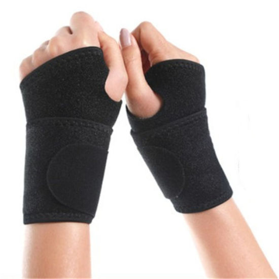 Adjustable Compression Breathable Neoprene Wrist Brace for Sports pictures & photos