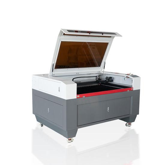 China Rayfine Factory Laser Engraving Machine Price 1390 100 Watt