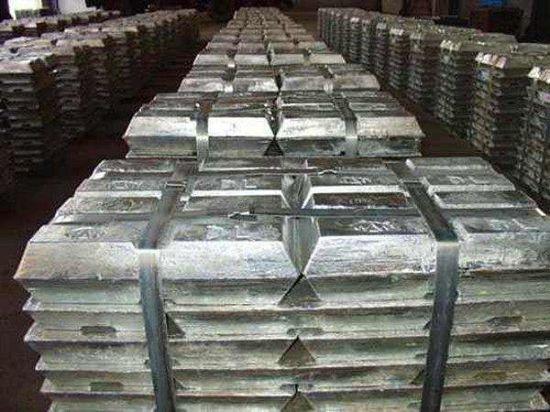 High Purity Zinc Alloy Ingot Pure Zinc Ingot with 99.995% China