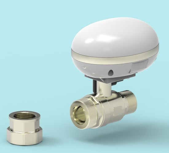 Smart Water Controller for Residential Irrigation WiFi Control APP
