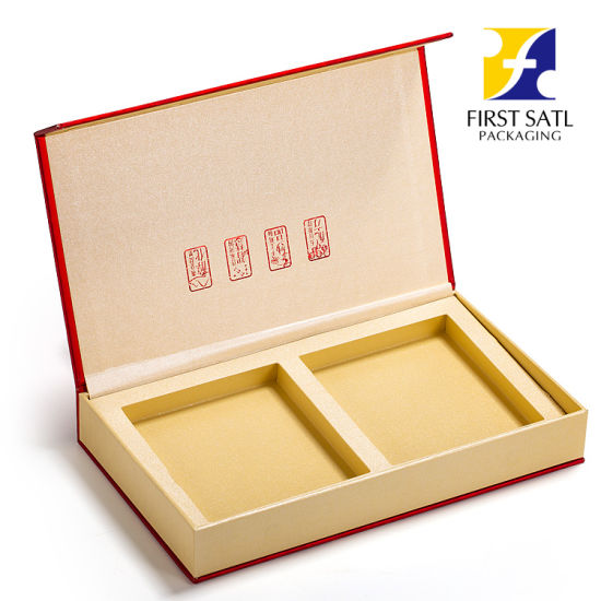 Wholesale Custom Logo Luxury Paper Gift Tea Cigarette Packaging Box with Magnet Closure