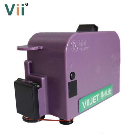Low Cost Printer Ink Jet Wireless Inkjet Printer Handheld for Logo Expirationg Date Printing Coding on Bottle Can Glass