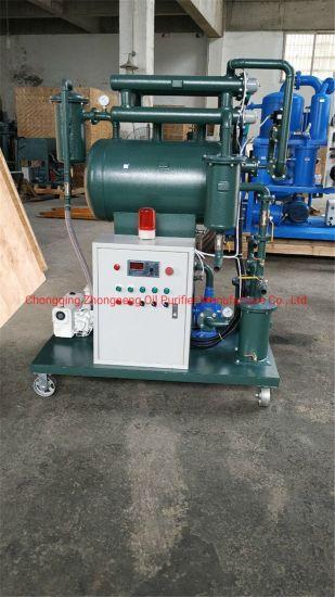 Zy Single Stage Vacuum Transformer Oil Purification Machine