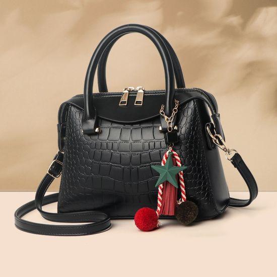 Luxury PU Ladies Small Purses Crossbody Bags Famous Designer Brands Handbags Designer Tote Bag PU Leather Bag