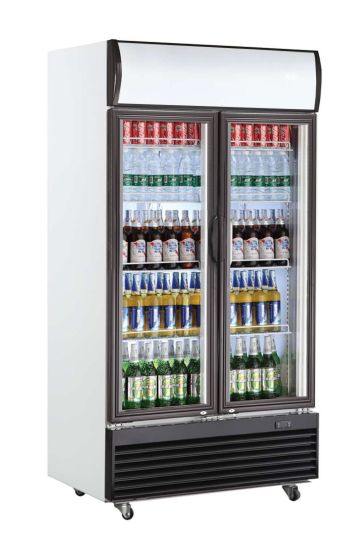 China Factory Direct Sale Soft Drink Visi Cooler (LG-2000BF)