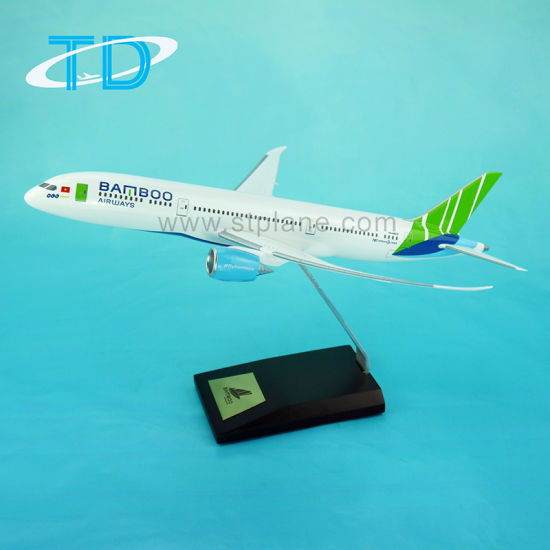 Bamboo B787-9 32cm Scale 1: 200 Boeing 787 Model Plane pictures & photos
