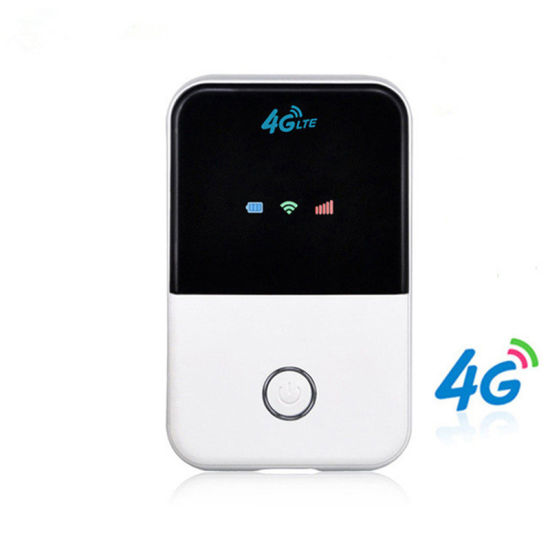 Wireless Portable Pocket 3G 4G Lte Mini WiFi Router with SIM Card Slot Mobile Hotspot Car Wi-Fi Router