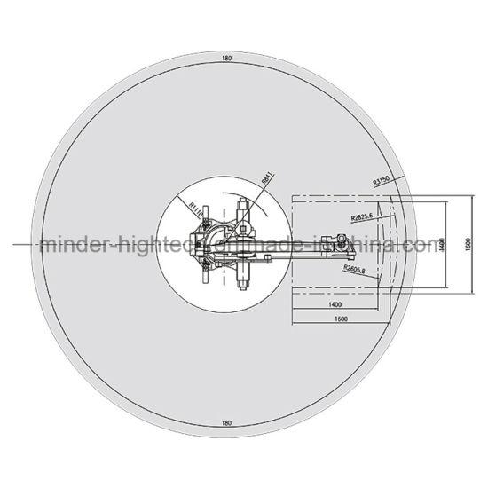 China 4 Axis Industrial Manipulator Robotic Arm Machine Kit