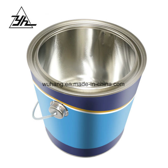 High Quality 1/2gallon Tin Cans, Contact Cement From China Supply