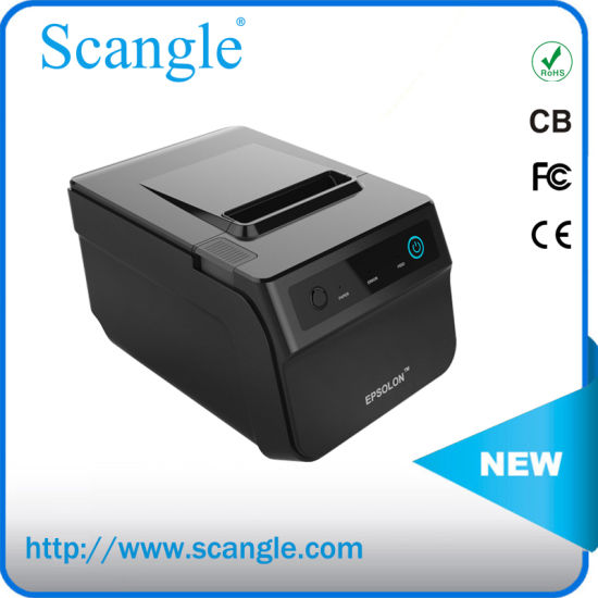 WiFi / Bluetooth 80mm Thermal Receipt Printer High Speed 300mm/Sec.